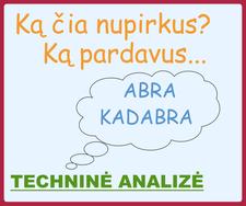 prekybos galimybės su technine analize